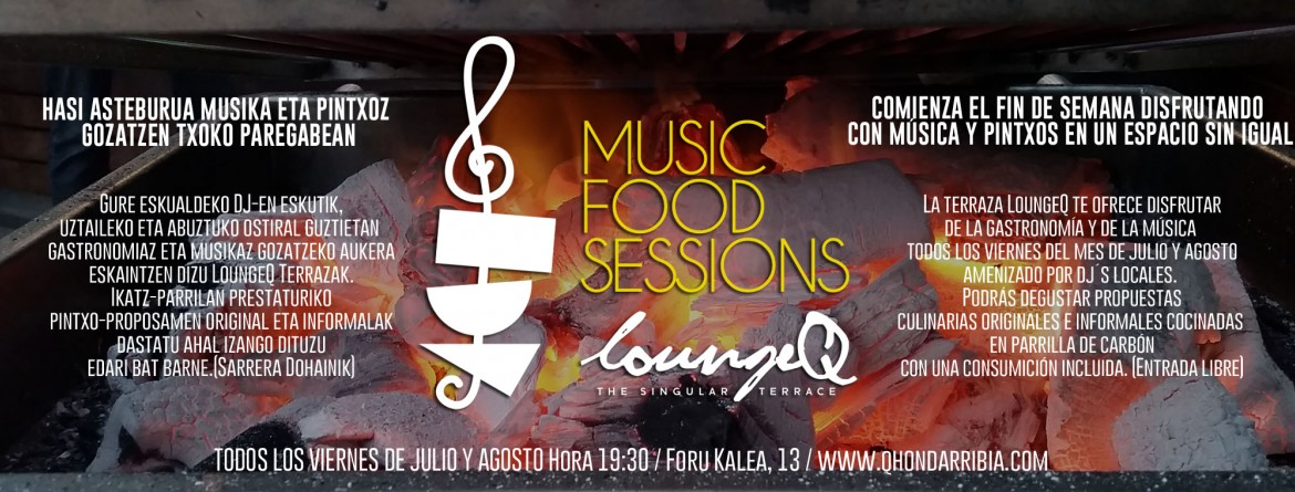 CABEZAL 17 MUSIC FOOD SESSION2